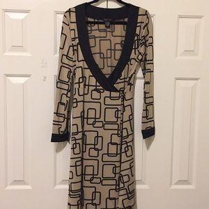 Woman's knee length dress
